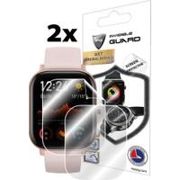 Ipg Huami Amazfit GTS Watch Ekran Koruyucu (2 Adet)