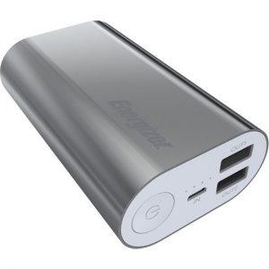 Energizer UE10008 10000mAh Taşınabilir Şarj Cihazı Gümüş (Powerbank) - PBEN-UE10008-SR