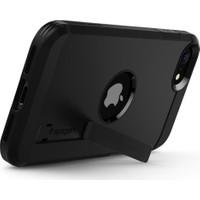 Spigen Apple iPhone SE (2020) Kılıf Tough Armor Black - ACS00950