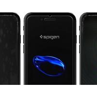 Spigen Apple iPhone 8 Plus - iPhone 7 Plus Cam Ekran Koruyucu GLAS.tR SLIM HD - 043GL20608