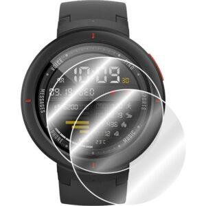 IPG Huami Amazfit Verge - Verge Lite Akıllı Saat Ekran Koruyucu (2 Adet)