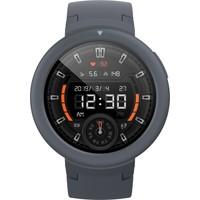 Amazfit Verge Lite Bluetooth Nabız GPS Akıllı Saat - Global Versiyon - Siyah - Distribütör Garantili