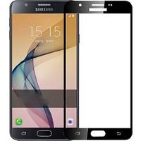 BlitzPower Samsung Galaxy J7 Prime 6D Tam Kaplayan Nano Glass Ekran Koruyucu