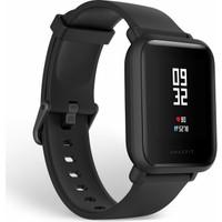 Amazfit Bip Lite Bluetooth Nabız Akıllı Saat - Global Versiyon - Siyah - Distribütör Garantili