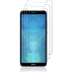 Case 4U Xiaomi Redmi 7A Cam Ekran Koruyucu Temperli Şeffaf