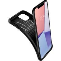 Spigen Apple iPhone 11 Kılıf Liquid Air Black - 076CS27184
