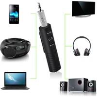 MMctech Car Bluetooth Music Driver Araç Aux Hands-Free Mp3 Bağlantı Kiti