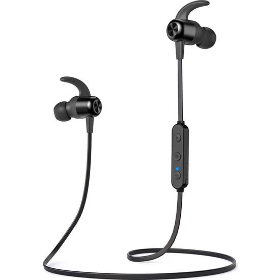 TaoTronics TT-BH076 Mıknatıslı Bluetooth 5.0 IPX6 Ter/Su Geçirmez Spor Kulaklık 20 Saat Müzik + Taşıma Kılıfı