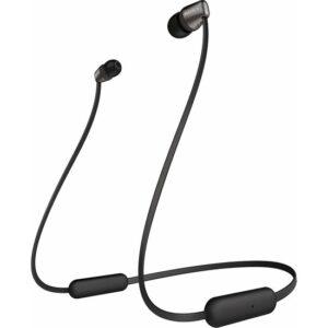 Sony WI-C310 Kablosuz Kulak İçi Bluetooth Kulaklık Siyah