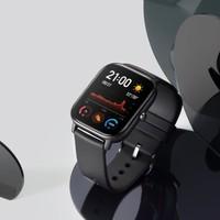 Amazfit GTS Akıllı Saat - Amoled Ekran - 5 ATM Suya Dayanıklı - Steel Blue - Distribütör Garantili