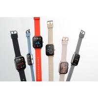 Amazfit GTS Akıllı Saat - Amoled Ekran - 5 ATM Suya Dayanıklı - Lava Grey - Distribütör Garantili