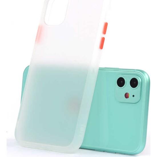Zore Apple iPhone 11 Kılıf Silikon - Şeffaf