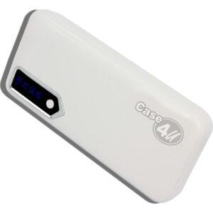 Case 4U 10000 mAh Taşınabilir Hızlı Şarj Aleti - Çift USB Çıkışlı Powerbank