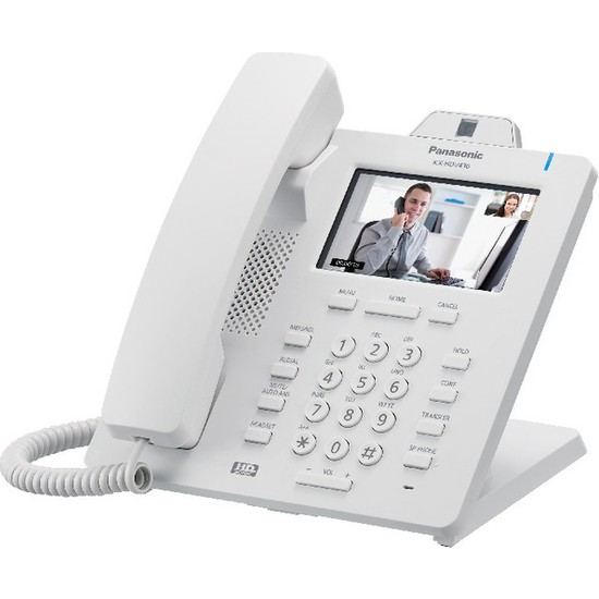Panasonic KX-HDV430 Beyaz IP/SIP Telefon