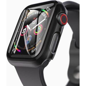 Zaks Apple Watch 3 42 mm 360 Derece Koruma + Ekran Koruyucu