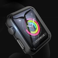 Zaks Apple Watch Series 4/5 40MM 360 Derece Koruma + Ekran Koruyucu