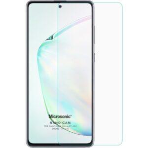 Microsonic Samsung Galaxy Note 10 Lite Nano Cam Ekran Koruyucu