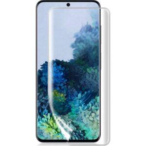 Case 4U Samsung Galaxy S20 Cam Ekran Koruyucu Nano Şeffaf