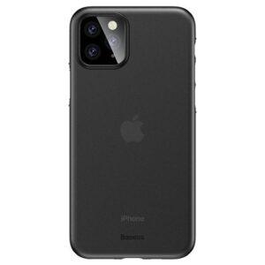 Baseus WIAPIPH58S-A01 Wing Case Apple iPhone 11 Pro Ultra İnce Mat Kılıf Siyah