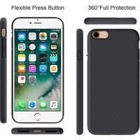 Apple iPhone Se 2020 Kılıf Liquid Silikon Lansman Kılıf