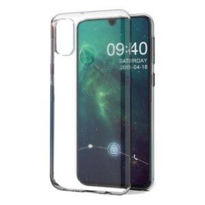 Tekno Grup Samsung Galaxy M31 Kılıf Süper Silikon Kılıf + Cam Ekran Koruyucu Şeffaf