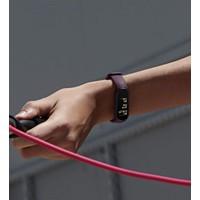 Case 4U Mi Band 5 Akıllı Bileklik Kordonu Kırmızı