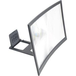 """SGE 12"""" Curved Cep Telefonu Ekran Büyütme 3D Büyüteci"""