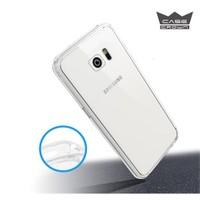 CaseCrown Samsung Galaxy S7 Silikon Kılıf Şeffaf