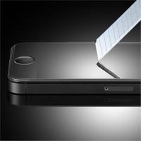Spigen iPhone SE Cam Ekran Koruyucu, Spigen GLAS.tR SLIM HD 2 Adet