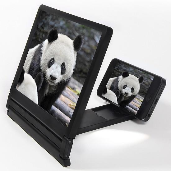 Helen's Telefon Ekran Büyütücü 3D Mercek