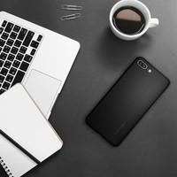 Spigen Apple iPhone 8 Plus - iPhone 7 Plus Kılıf Liquid Armor Black 043CS20525