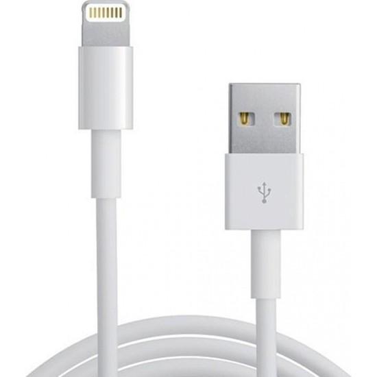 Bluerain Apple iPhone Lightning Data Kablosu Apple iPhone X / 8 / 7 / 7 Plus 5 / 5S / 6 / 6 Plus (Kutulu) - (İthalatçı Garantili)
