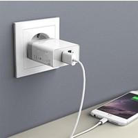 Anker PowerPort 2 Şarj Cihazı + Anker Micro USB Kablo