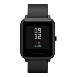 Amazfit Bip Bluetooth Nabız GPS Akıllı Saat - Global Versiyon - Siyah - Ios ve Android Uyumlu