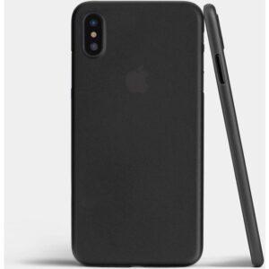 Case 4U Apple iPhone X Kılıf Ultra İnce 0.2mm Kapak