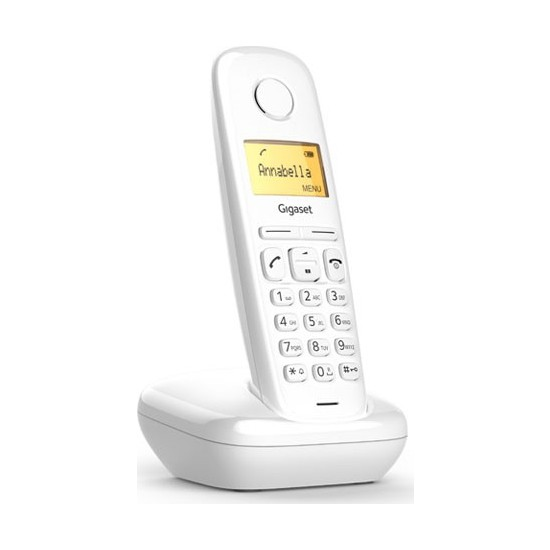Gigaset Dect Telefon A170 Beyaz