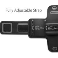 Spigen Velo Armband A700 Universal (Tüm Cihazlarla Uyumlu) Kılıf Spor için Kol Bandı - 000EM21193