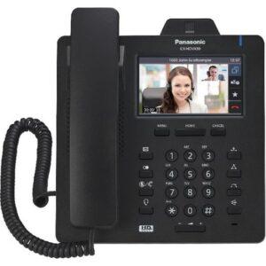 Panasonic KX-HDV430 Siyah IP/SIP Telefon