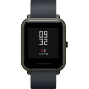 Amazfit Bip Bluetooth Nabız GPS Akıllı Saat - Global Versiyon - Yeşil - Ios ve Android Uyumlu