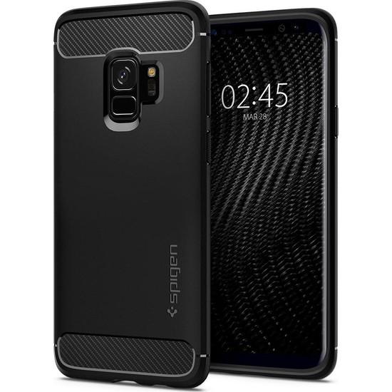 Spigen Samsung Galaxy S9 Kılıf Rugged Armor - 592CS22834