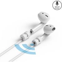 Elago Apple Airpods Strap Kulaklık Ektsra Boyun Askısı - White