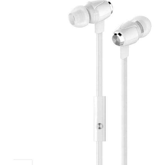 HyperGear Kablolu Kulaklık 3.5 mm - Beyaz