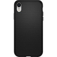 Spigen Apple iPhone XR Kılıf Liquid Air Matte Black - 064CS24872
