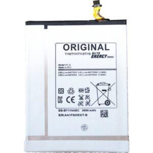 Syronix Samsung Galaxy Tab 3 T116 Tablet Bataryası + Ekran Koruyucu
