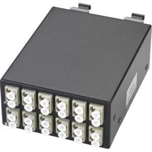 Excel 208-014-Mod2 Enbeam Hd OM4 Mtp Fibre Universal 12 Duplex Lc