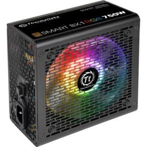Thermaltake Smart RGB Serisi BX1 750W 80+ Bronze PSU (PS-SPR-0750NHSABE-1)