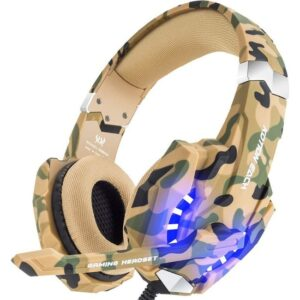 Kotion Each G9600 Pro Gaming Mikrofonlu Oyuncu Kulaklığı Led Işık