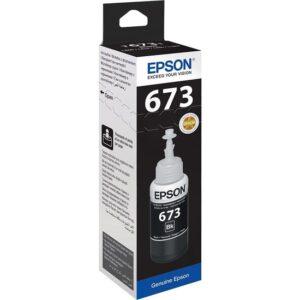 Epson T6731 L800-L1800 Black Mürekkep 70Ml