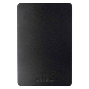 "Toshiba Canvio ALU 2TB 2.5"" Siyah Taşınabilir Disk HDTH320EK3AB"