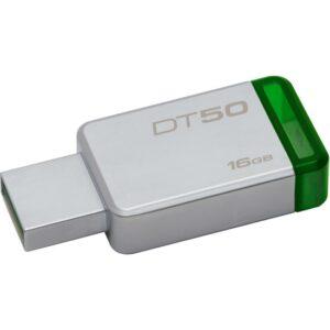 Kingston DataTraveler50 16GB USB 3.0 Bellek DT50/16GB